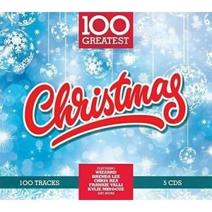 100 Greatest Christmas (5 CDs )