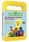 Barrio Sésamo Vol. 6: Las Canciones Favoritas de los Niños (PKE DVD)