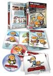 Makinavaja (Serie de TV) 39 Epsiodios en 7 DVDs + 8 Postales