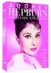 Pack Audrey Hepburn (9 DVD,s)