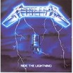 Ride the lightning : Metallica CD