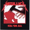 Kill 'Em All: Metallica CD