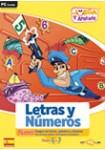 Letras y Números (Colección Aprende Jugando) CD-ROM