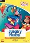 Juega y piensa (Colección Aprende Jugando) CD-ROM