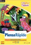Piensa Rápido ( 5 A 12 AÑOS ) (Colección Aprende Jugando) CD-ROM