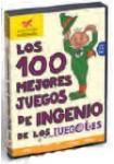 """Els 100 millors jocs d""""enginy CD-ROM ( catalá )"""