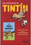 Las Aventuras de Tintín: Tintín en América (DVD-Cómic)