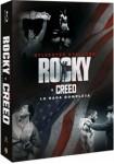 Colección Rocky + Creed (Blu-Ray)