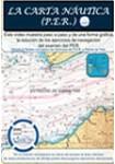 La carta náutica 2017 (examen de navegación del PER)