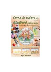 CURSO DE PINTURA A LA ACUARELA PASO A PASO. (LIBRO Y DVD)