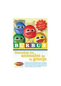 Las Burbus Descubre los animales de la granja ( 0 y 6 años ) DVD