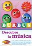 Las Burbus Descubre la música ( 0 y 6 años ) DVD