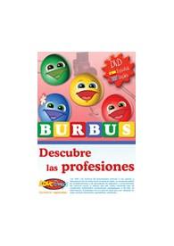 Las Burbus Descubre las profesiones (  0 y 6 años ) DVD