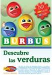 Las Burbus Descubre las verduras ( 0 y 6 años ) DVD