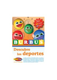Las Burbus Descubre los deportes ( 0 y 6 años ) DVD