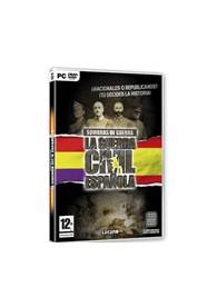 Sombras de guerra (La guerra civil española) CD-ROM