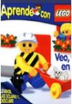 Aprende con Lego (Duplo) libro