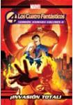 Los 4 Fantásticos: ¡Invasión Total! (Versión Animada): Volumen 2