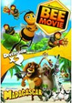 Pack Bee Movie + Madagascar