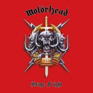 Stage Fright (Live At The Philipshalle, Düsseldorf, Germany, December 7, 2004) (Motörhead) CD+DVD