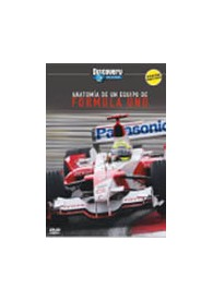 Discovery Channel : Anatomía De Un Equipo De Fórmula Uno