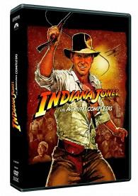 Indiana Jones 1-4 (Edición 2017)