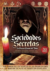 Pack Sociedades Secretas - La Oscura Trama del Poder