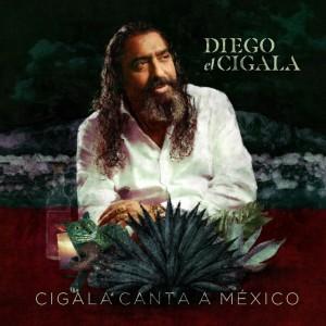 """Cigala canta a México (Diego """"El Cigala"""") CD"""