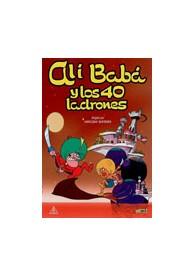 Clásicos infantiles: Ali Baba y los Cuarenta Ladrones DVD