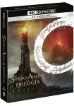 Trilogía El Señor de los Anillos versión extendida 4k UHD (Blu-ray)