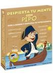 Despierta tu mente con Pipo (A partir de 4 años) CD-ROM