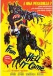 From Hell It Came: Edición Limitada (VERSIÓN ORIGINAL)
