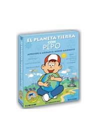 El Planeta Tierra con Pipo (5 a 12 años) CD-ROM