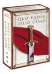 Cofre Quo Vadis + Julio César: Edición Coleccionista