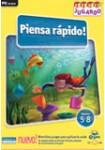 ¡Piensa rápido! ( 5 a 8 años )(Colección Aprende Jugando) CD-ROM
