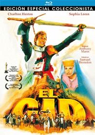 El Cid (Ed. Especial) (Ed. Coleccionista) (Blu-Ray)