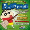 Nuevas canciones de Shin Chan  CD(1)