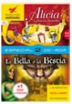 (2x1) Alícia en el País de les Meravelles + La Bella o la Bèstia CD-ROM ( catalá )