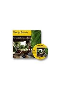 Masaje balines: Tecnicas tradicionales de Indonesia (LIBRO + DVD)