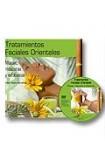Tratamientos faciales orientales: MASAJES, MÁSCARAS Y EXFOLIANTES (LIBRO +DVD)