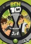 Pack Ben 10: Temporada 2. Volumen 3 + Volumen 4