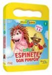 Barrio Sésamo: Espinete y Don Pimpón Vol. 1 (PKE DVD)