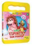 Barrio Sésamo: Espinete y Don Pimpón Vol. 2 (PKE DVD)