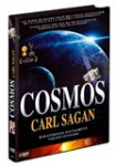 Pack Cosmos, Carl Sagan ( 5 DVDS )