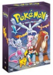 Pack Pokémon - Las Tres Películas