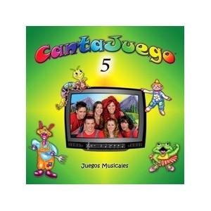 Cantajuego, Vol.5 : Grupo Encanto CD+DVD(2)