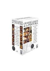 Pack Grandes Genios de la Pintura ( 12 DVD )