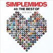 40:The Best Of 1979-2019 (Simple Minds) CD