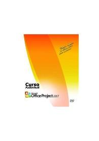 Curso Audiovisual de Project 2007 DVD