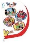 La Búsqueda de la Casa de Mickey + El Musical de Tigger y Pooh + El Vuelo de las Hadas Musicales + Herramientas para Todo